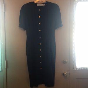 Chaus Vintage Button Down Dress